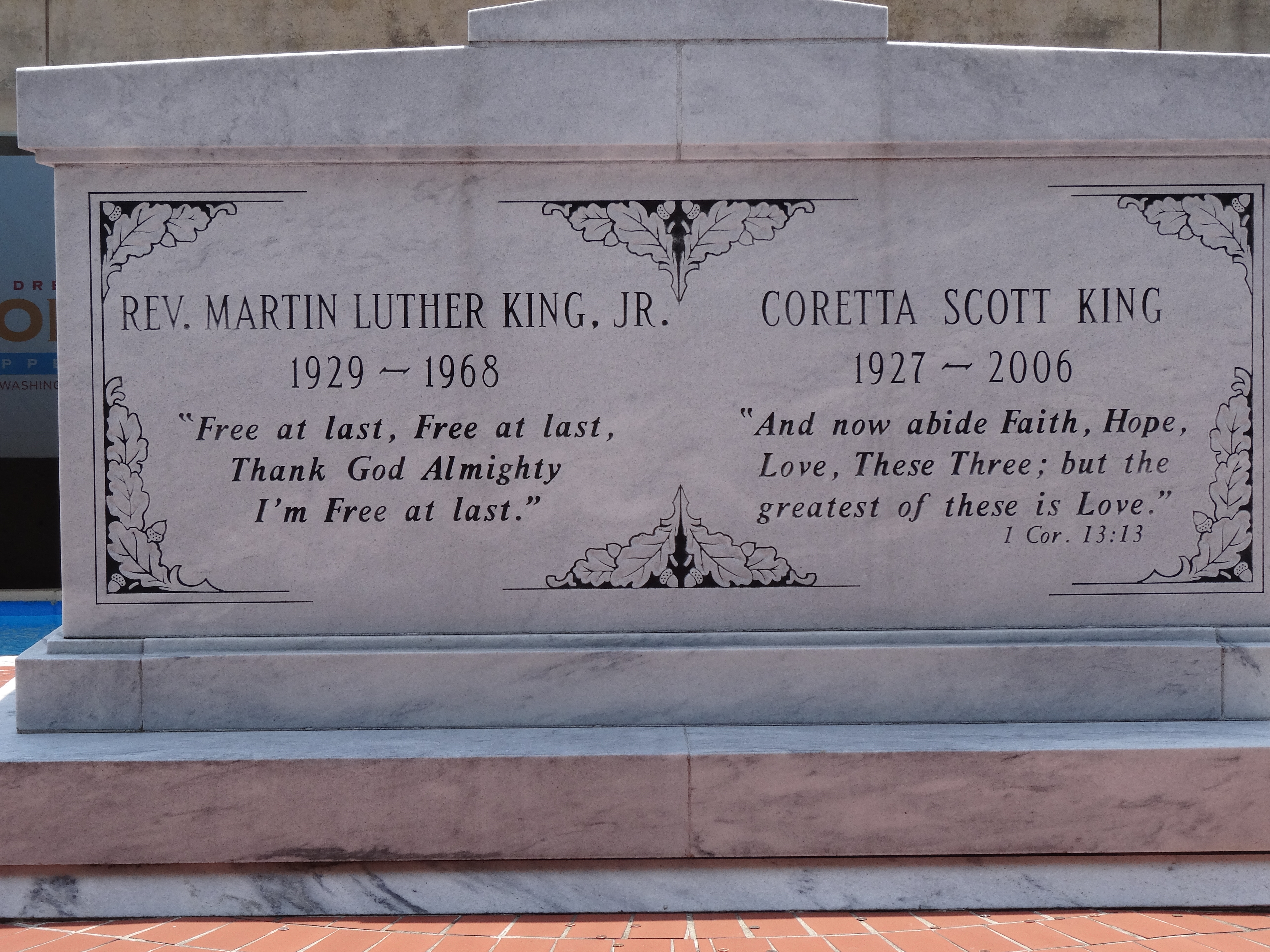 The factual and reasoned approaches of martin luther king jr