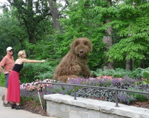 Fetch! Atlanta Botanical Garden