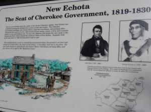 New Echota, GA