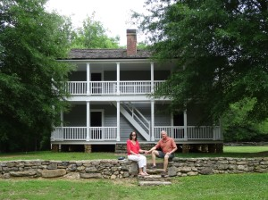 Worcester House, New Echota, GA