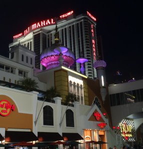 Atlantic City Boardwalk Casinos