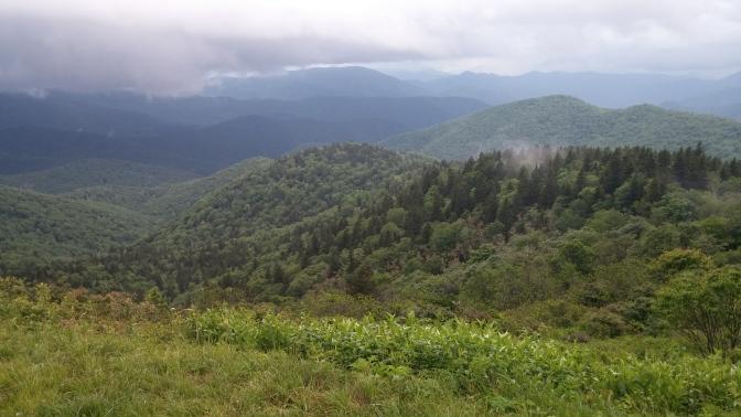 Asheville, North Carolina ~ June 9-16
