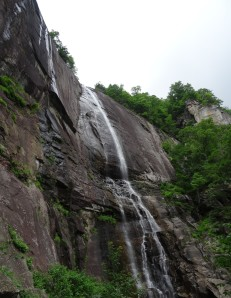 Hickory Nut Falls, Chimney Rock, NC