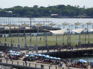 Brooklyn Heights Pier/Soccer Field