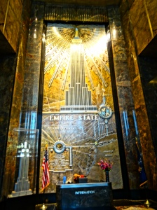 Empire State Building Entrance