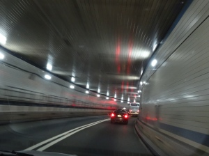 Through the Lincoln Tunnel