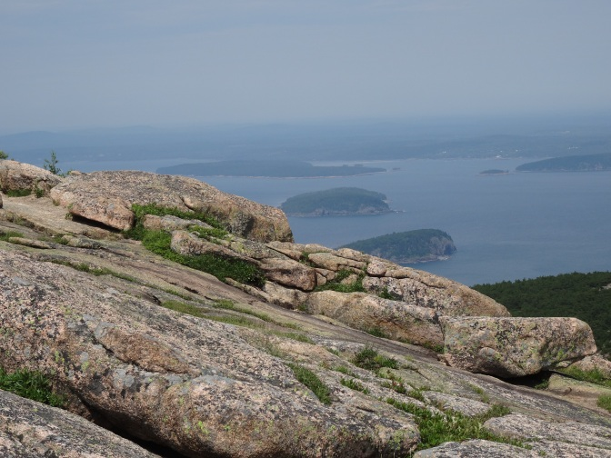 Acadia National Park, Maine ~ July 4-8