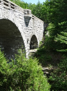 Duck Brook Bridge, North Carriage Road, Acadia