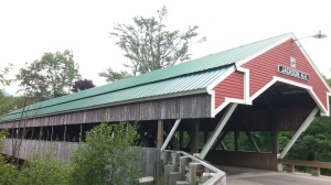Covered Bridge, Jackson, NH