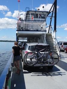 Crossing Lake Champlain