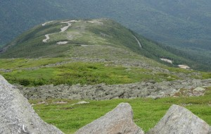 View of the Mt. Washington Auto from mile post 7