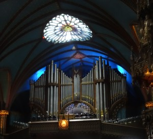 Notre-Dame Basilica of Montreal's Pipe Organ