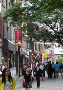 China Town, Montreal