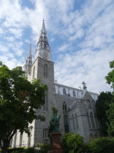 Notre-Dame Cathedral Basilica
