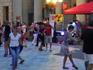 Sparks Street Salsa!