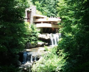 Frank Lloyd Wright's Falling Water