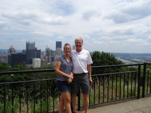 Goodbye Pittsburgh...Hope to visit again!