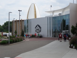 Pro Football Hall of Fame, Canton, Ohio