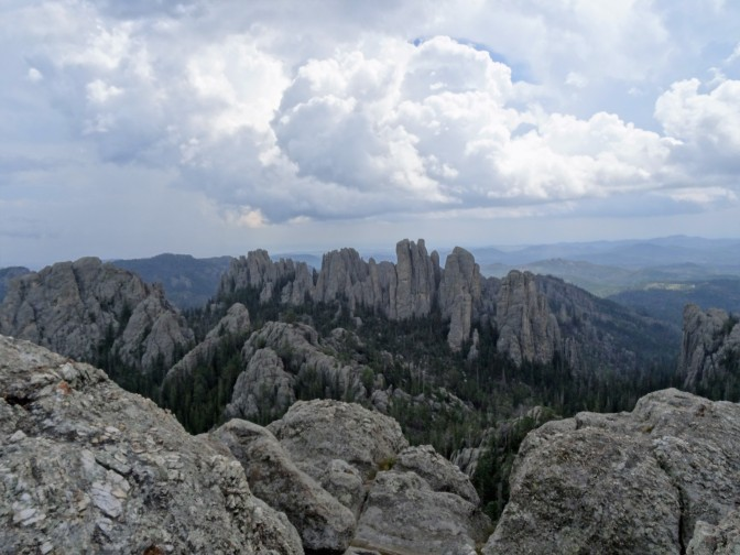 Across the Mid-West and The Black Hills ~ August 4 – 9, 2014