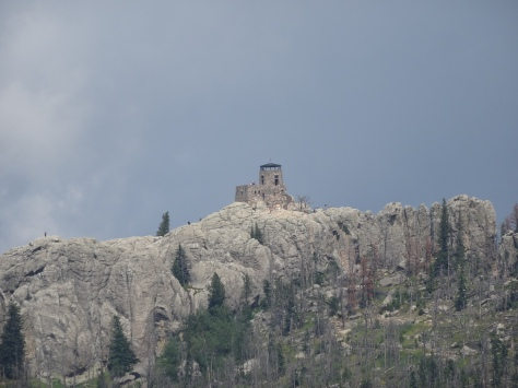 Black Elk Summit and Lookout Tower