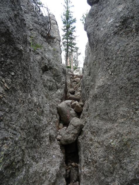 Little Devil's Tower Path