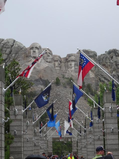 Mt Rushmore Walkway