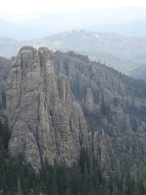 View from Little Devil's Tower