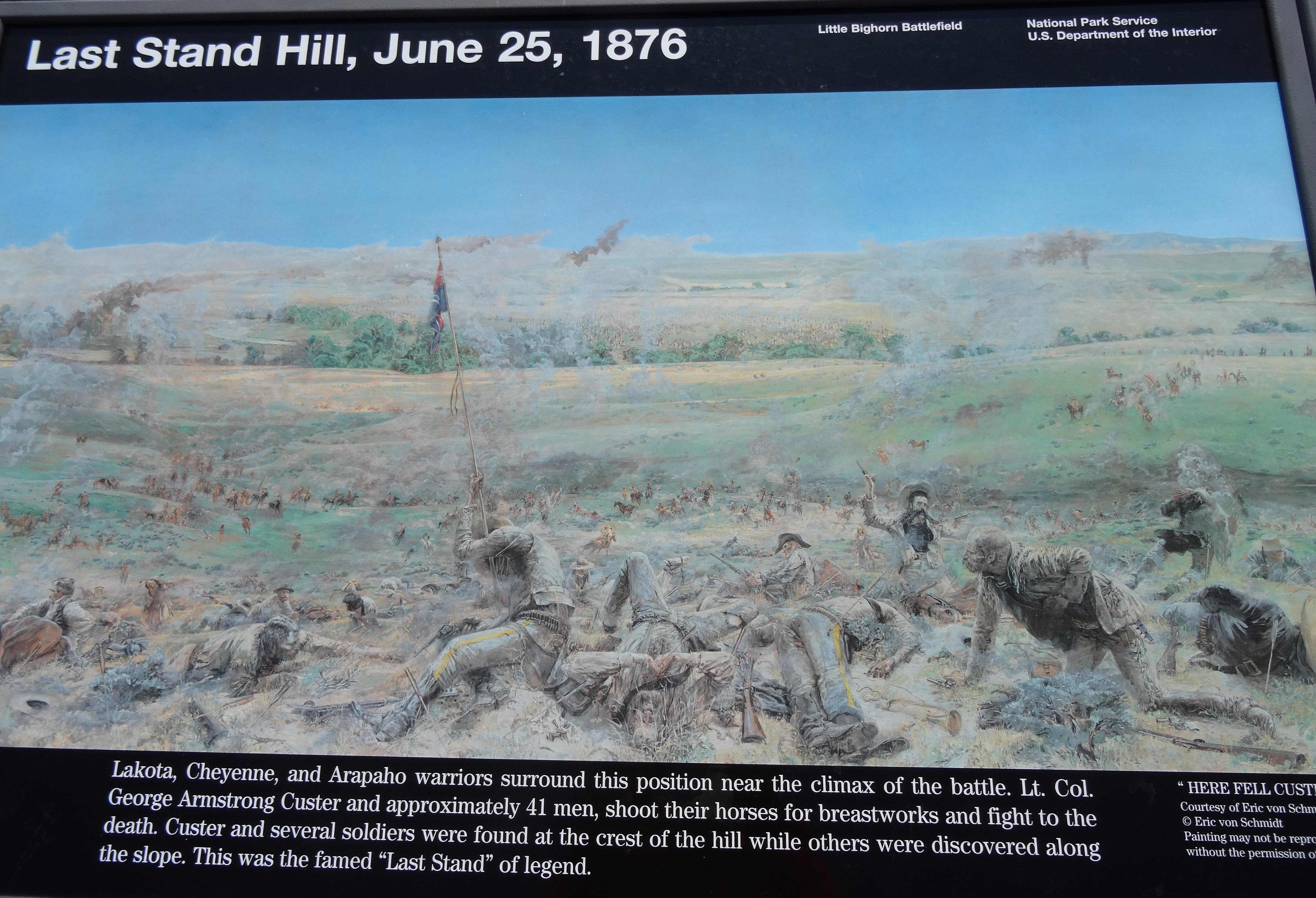 Little Bighorn Battlefield
