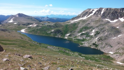 Long Lake, Beartooth Hwy