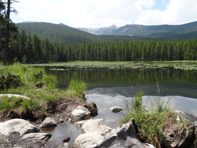 Red Lodge, Montana – August 9~13, 2014