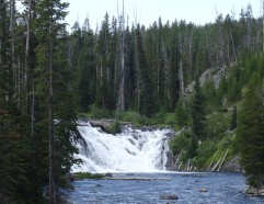 Lewis Falls, Yellowstone