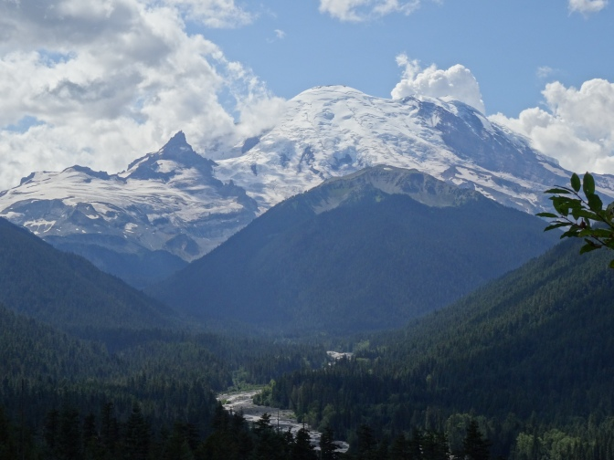 Mount Rainier National Park ~ August 19-21, 2014