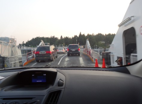 Ferry Crossing