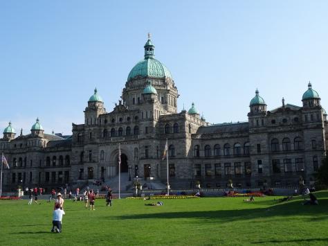 Provincial Legislature, Victoria