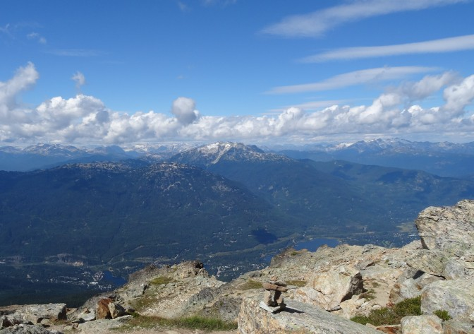 Whistler, British Columbia ~ August 25-29, 2014