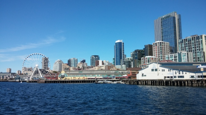 Seattle, Washington ~ September 2 – 6, 2014