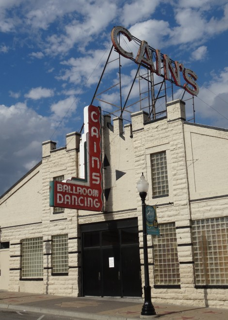 Cain Ballroom