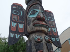 Fog Woman - Chief Johnson's Totem (Replica)