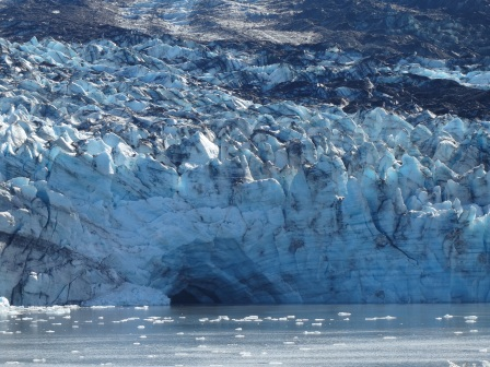 Ice Cave, John Hopkins Inlet