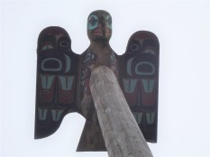Kajuk Bird - Chief Johnson's Totem (Replica)