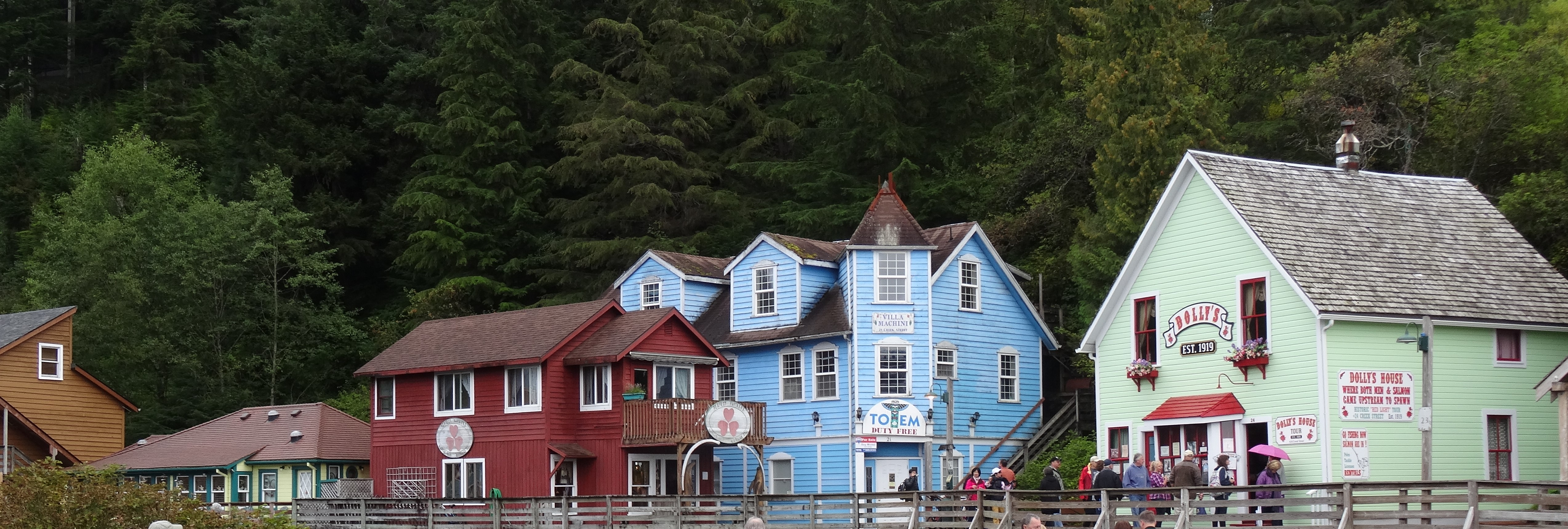 Ketchikan Shops
