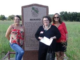 Historical Marker - Hercules Martin's Gravesite