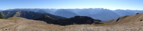 Olympic National Park Panorama