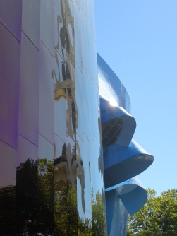 Museum of Pop Culture, Designed by Frank Gehry