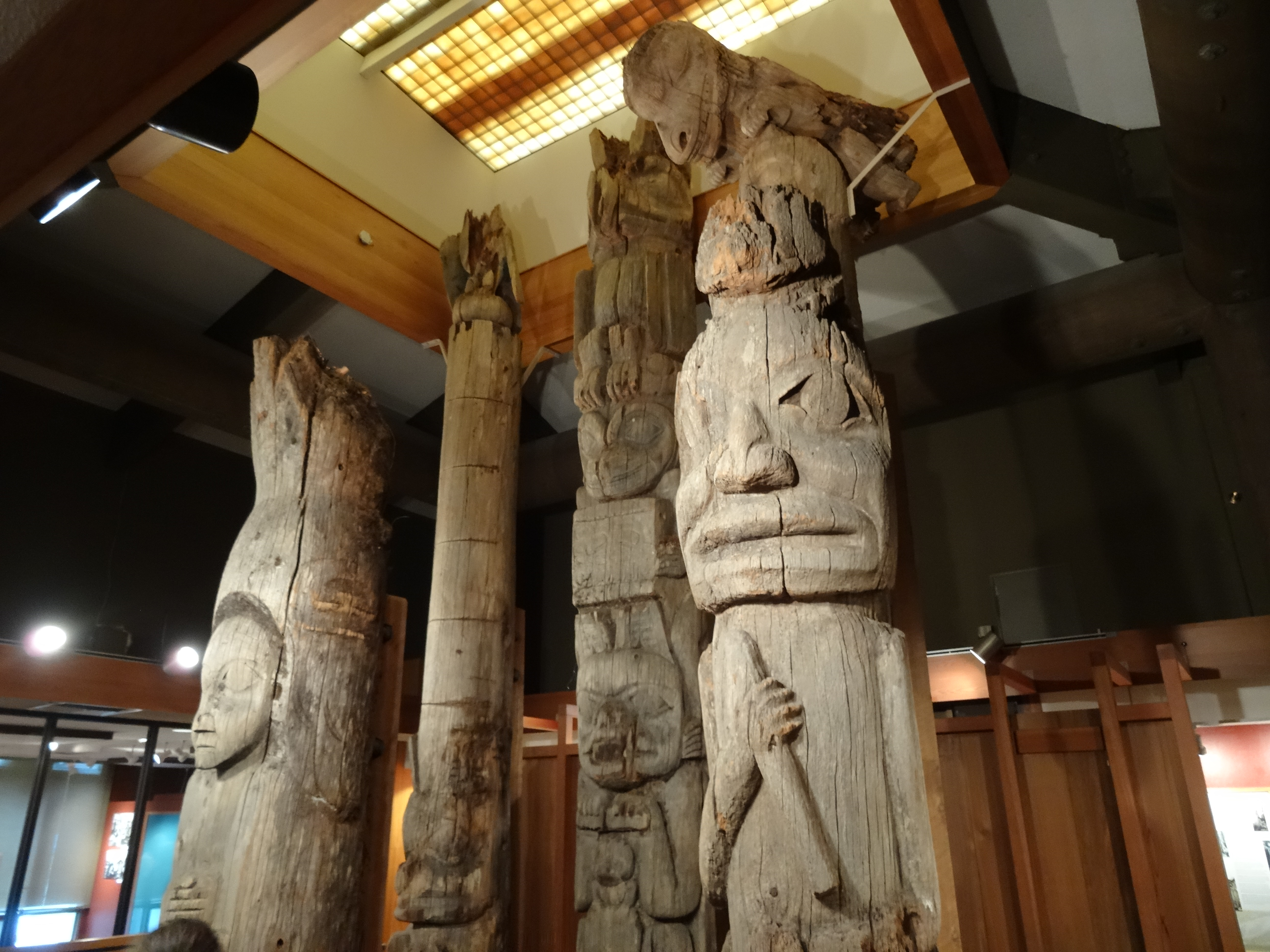 Preserved Totems