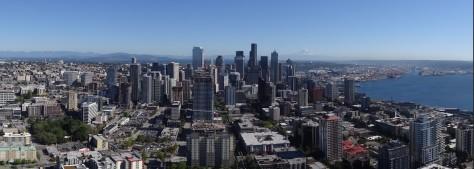 Seattle Skyline 3