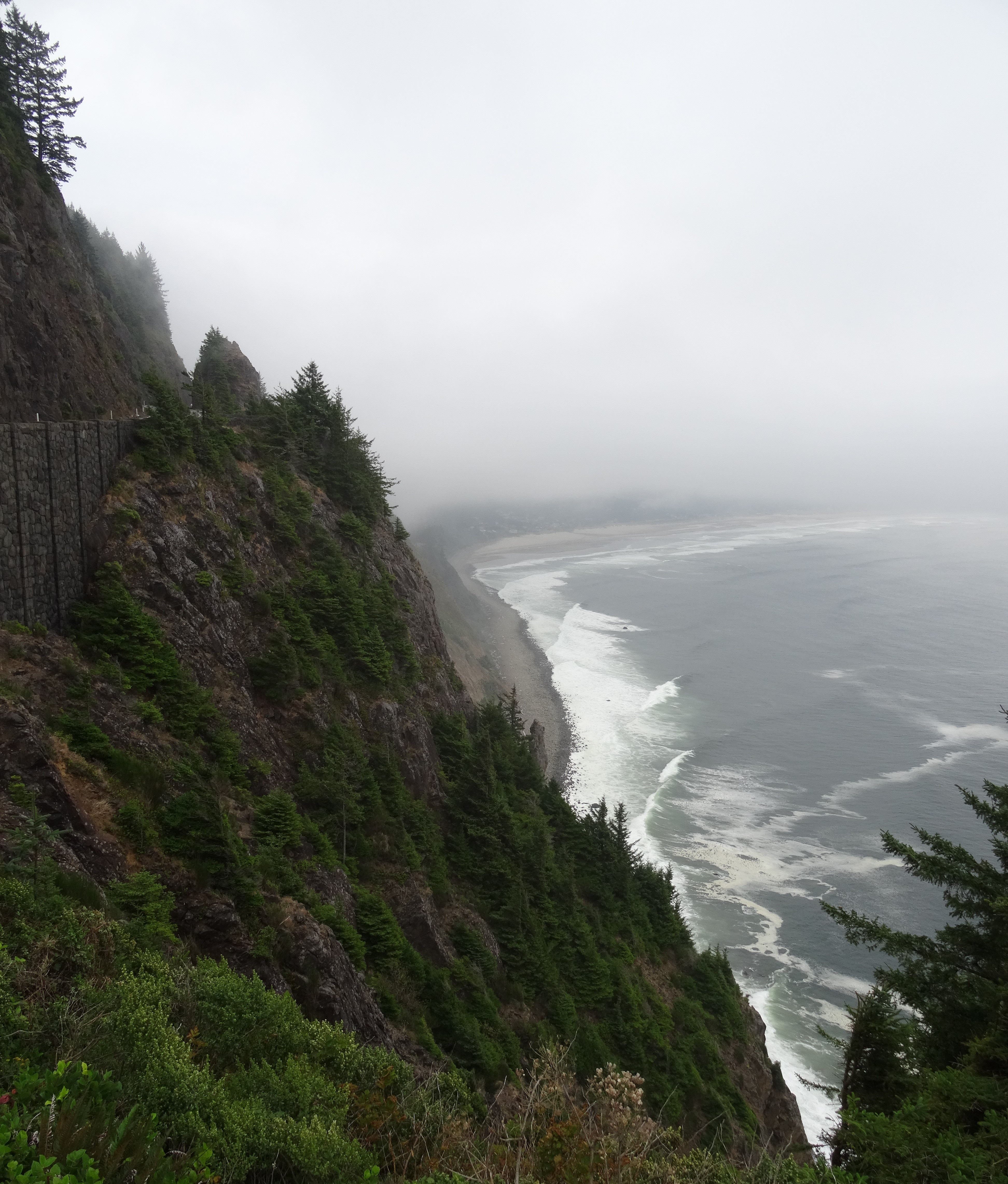 Oregon Coast - Drive to Lincoln City 6