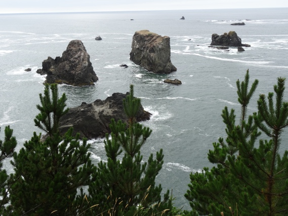 Overlook at Arch Rock