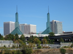 Convention Center Towers