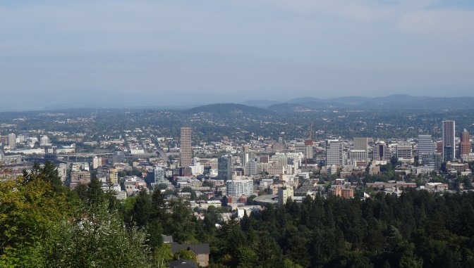 Portland, Oregon ~ September 18-21, 2014